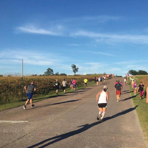 DRC Training Run