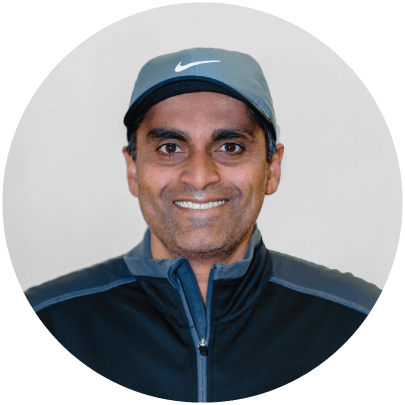 Sanjay Pamurthy - Dallas Running Club
